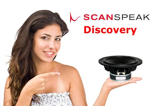 Scanspeak Discovery enheder