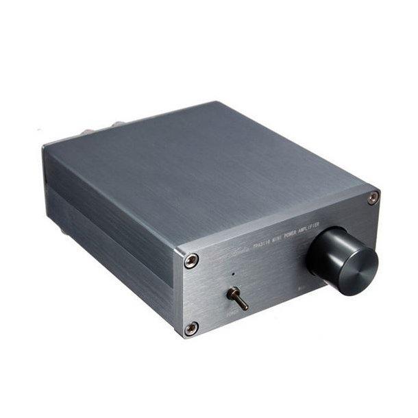 Mini Amp med krop og sjæl