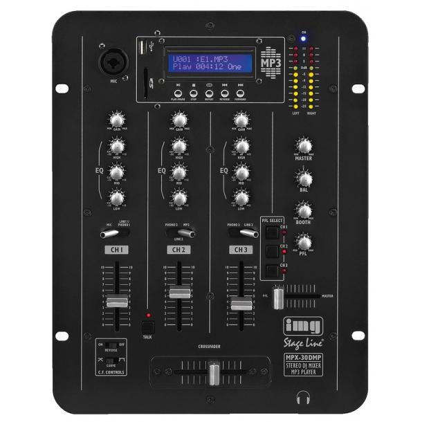 Mixer MPX-30DMP