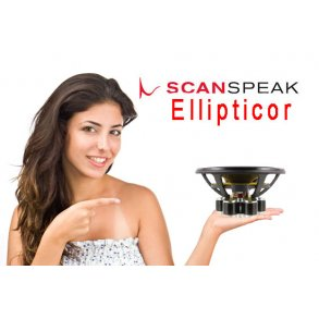 Scanspeak Ellipticor