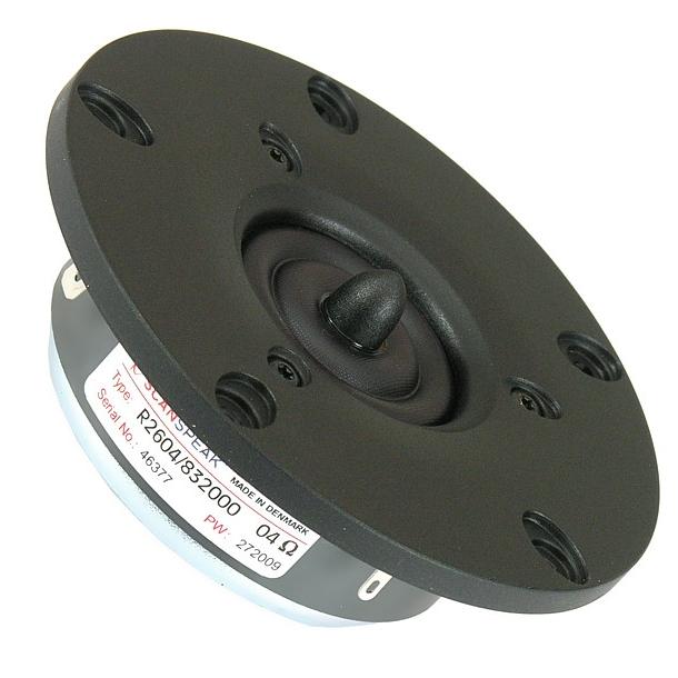 26 mm diskant 4 Ohm XT